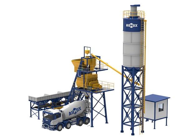 мини завод бетон цена