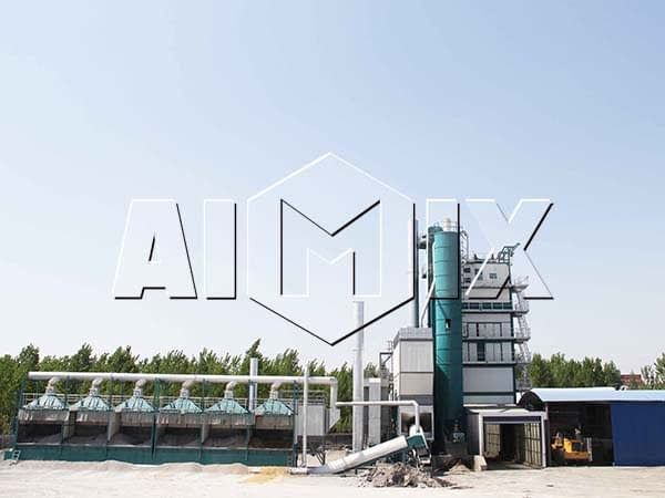 Асфальтосмесительный завод цена