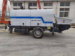 Боливия: бетононасос прицепной 40 м3/ч