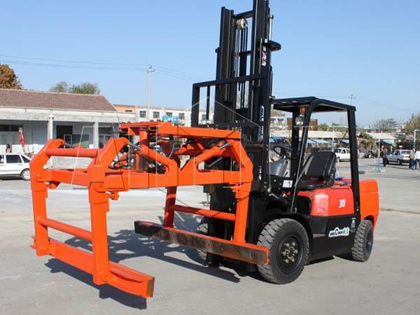 Машина для транспорта блоков