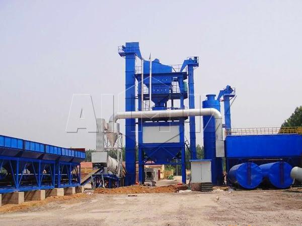 асфальтный завод из китая AIMIX