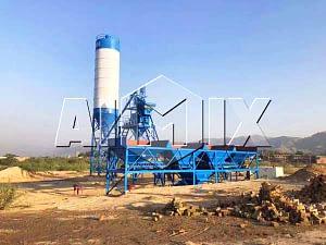 Мини бетонный завод