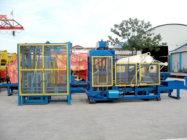 AIMIX вибропрессовое оборудование