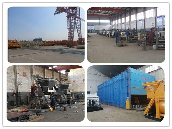 Производитель бетонных заводов